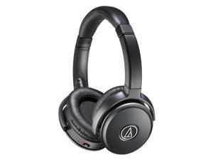 Audio-Technica Quietpoint Active Noise-Cancelling Over-Ear Stereo Headphones
