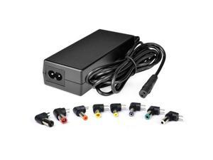 Antec NP65 65W Universal Notebook Laptop AC Power Adapter w/8 Power Tips - Black