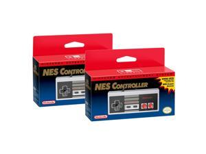 2 Pack Nintendo Official NES Classic Controller for NES Classic Edition System