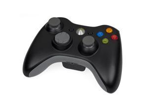 Microsoft Official Xbox 360 Video Game Console Wireless Remote Controller Black