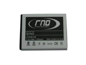 RND Li-Ion Battery (35H00143-01M) for HTC (HD7 and HD3)