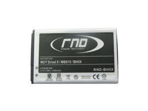 RND Li-Ion Battery for Motorola Droid X & Droid X2 (BH5X)