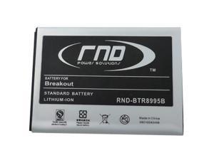RND Li-Ion Battery (BTR8995B) for Pantech Breakout Smartphones