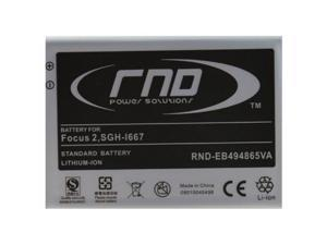 RND Li-Ion Battery (EB494865VA) for Samsung Focus 2