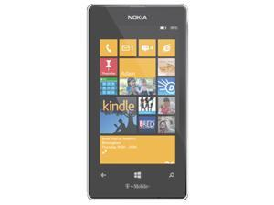 RND 3 Screen Protectors for Nokia Lumia 521 (Anti-Fingerprint/Anti-Glare - Matte Finish) with lint cleaning cloths
