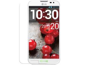 RND 3 Screen Protectors for LG Optimus G Pro (Anti-Fingerprint/Anti-Glare - Matte Finish) with lint cleaning cloths