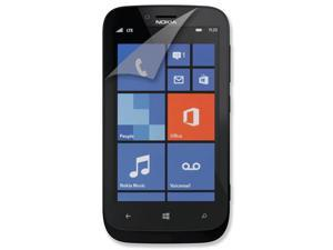 RND 3 Screen Protectors for Nokia Lumia 822 (Anti-Fingerprint/Anti-Glare - Matte Finish) with lint cleaning cloths