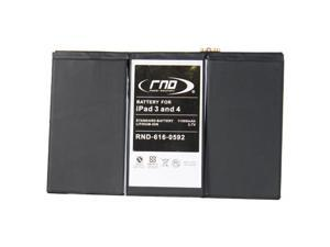 RND Li-Ion Battery for Apple iPad 3 and 4