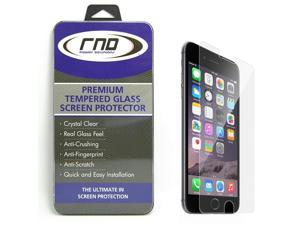 RND Apple iPhone 6 and 6S Premium Tempered Glass Screen Protector (4.7 inch  .33mm thick  9H)