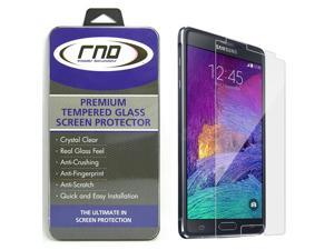 RND Samsung Galaxy Note 4 Premium Tempered Glass Screen Protector ( .33mm thick  9H)