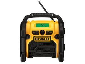 DCR018 12V-20V MAX Compact Worksite Radio