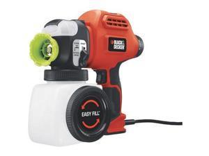 BDPS400K Single Speed Quick Clean Paint Sprayer