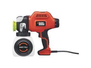 BDPS600K 2-Speed Quick Clean Paint Sprayer