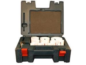 HB25M 25-Piece Quick Change Bi-metal Hole Saw Master Set