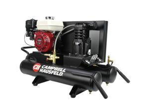 CE2000 5.5 HP Single-Stage 8 Gallon Oil-Lube Wheelbarrow Horizontal Air Compressor