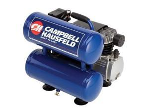 HL5402 1.3 HP 4 Gallon Oil-Lube Twin Stack Air Compressor
