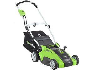 25142 10 Amp 16 in. 2-in-1 Electric Lawn Mower