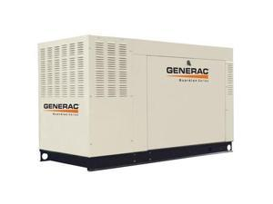QT04524ANSX Guardian Series Liquid-Cooled 2.4L 45kW 120/240V Single Phase Natural Gas Steel Generator