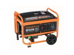 Factory-Reconditioned 5789R GP3250 GP Series 3250 Watt Portable Generator CARB Compliant