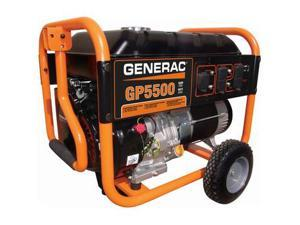 Factory-Reconditioned 5939R GP5500 GP Series 5500 Watt Portable Generator