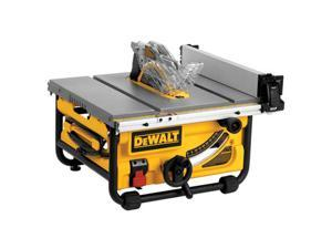 DWE7480 10 in. 15 Amp Site-Pro Compact Jobsite Table Saw