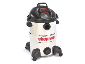 5986200 12 Gallon 6.0 Peak HP Stainless Steel Wet/Dry Vacuum