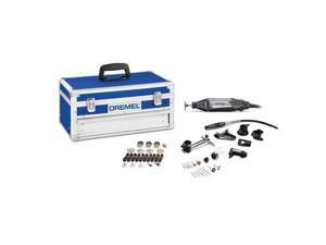 4200-8-64 77-Piece High Performance Corded Rotary Tool Kit with EZ Change Platinum Edition