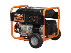 5946 GP6500 GP Series 6,500 Watt Portable Generator (CARB)