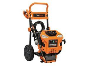 6602 OneWash 2,000 - 3,100 PSI 2.8 GPM Residential Gas Pressure Washer