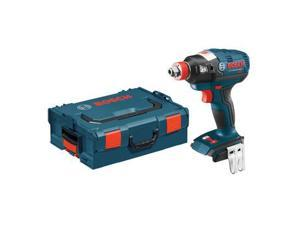Factory-Reconditioned IDH182BL-RT 18V Cordless Lithium-Ion Brushless Socket Ready Impact Driver (Bare Tool) with L-BOXX 2 Case & Insert Tray