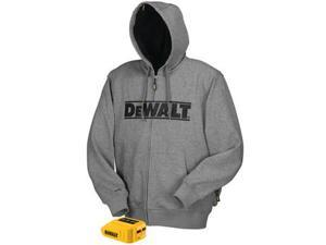DCHJ068B-XL 12V/20V Lithium-Ion Heated Hoodie Jacket