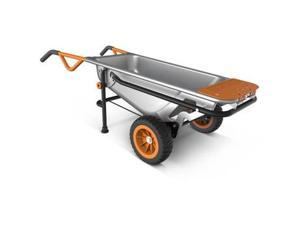 WG050 AeroCart 8-In-1 All-Purpose Yard Cart