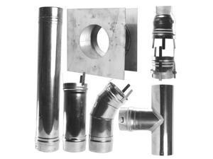 F102860 4 in. Horizontal Ventilation Kit