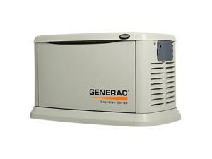 6730 Guardian Series 20kw Generator with Bisque Steel Enclosure (CARB)