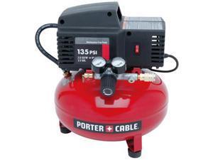 PCFP02003R 135 PSI 3.5 Gallon Oil-Free Pancake Compressor