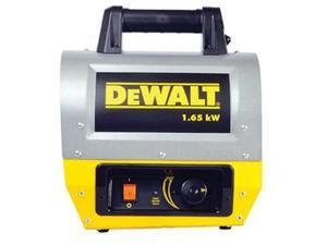 Dewalt DHX165 1.65 kW 5,630 BTU Electric Forced Air Portable Heater