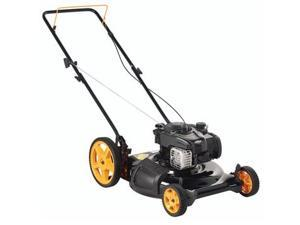 961120131 125cc Gas 21 in. 2-in-1 Side Discharge/Mulch 5-Position Lawn Mower