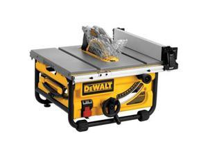 Factory-Reconditioned DWE7480R 10 in. 15 Amp Site-Pro Compact Jobsite Table Saw