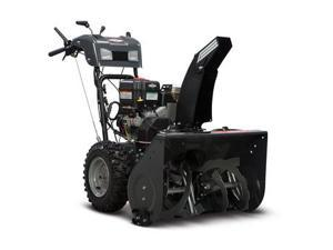 1696156 250cc 27 in. Steerable Dual Stage Medium-Duty Gas Snow Thrower with Electric Start