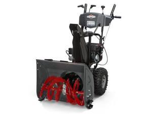 1696614 208cc 24 in. Dual Stage Medium-Duty Gas Snow Thrower with Electric Start