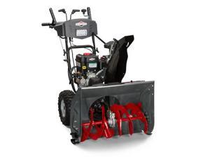 1696619 250cc 27 in. Dual Stage Medium-Duty Gas Snow Thrower with Electric Start