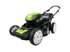 2502202 80V Cordless Lithium-Ion 21 in. 3-in-1 Lawn Mower (Bare Tool)