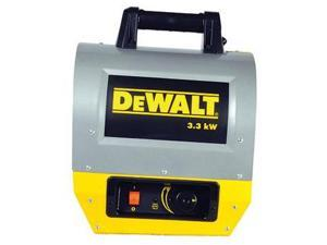 Dewalt DHX330 3.3 kW 11,260 BTU Electric Forced Air Portable Heater