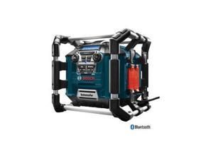 PB360C 18V Cordless Lithium-Ion Power Box Jobsite AM/FM Radio/Charger/Digital Media Stereo (Bare Tool)