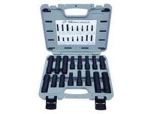 3065 16-Piece Locking Wheel Nut Master Key Set