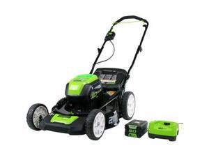 2501202 Pro 80V Cordless Lithium-Ion 21 in. 3-in-1 Lawn Mower