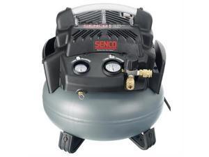 PC1280R 1.5 HP 6 Gallon Pancake Air Compressor