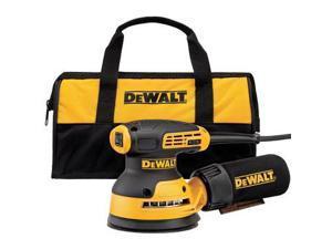 "Dewalt DWE6423K 5"" VS H&L Random Orbital Sander with Bag"