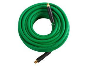 115319 3/8 in. x 50 ft. Professional Grade Hybrid Hose (Green)