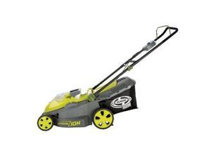 ION16LM-CT iON 40V Cordless Lithium-Ion Brushless 16 in. Lawn Mower (Bare Tool)